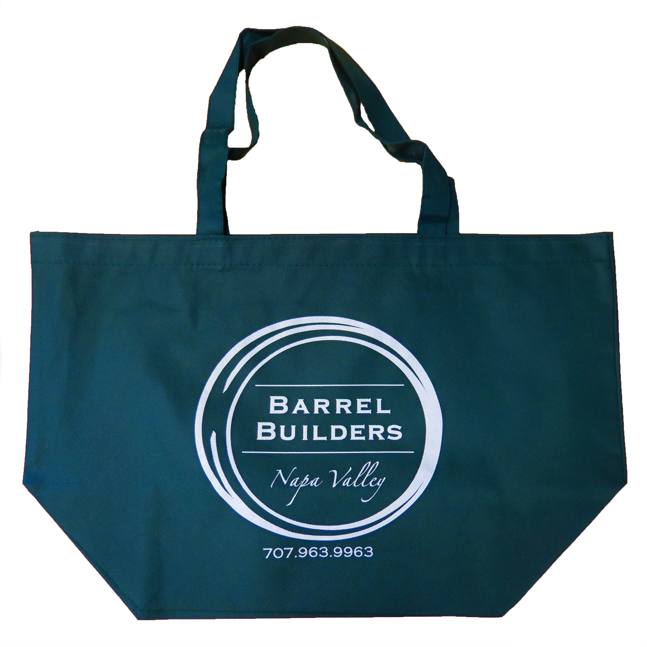 Barrel Builders Tote Bag
